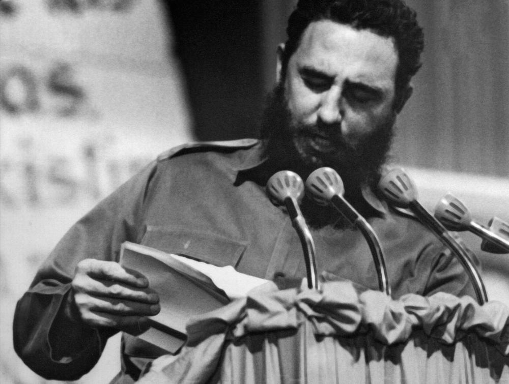 Fidel Castro... 27