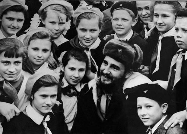 Fidel Castro... 4