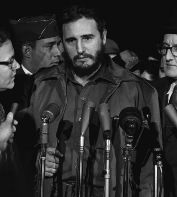 Fidel Castro... 8