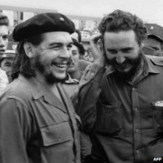 Fidel Castro... 9