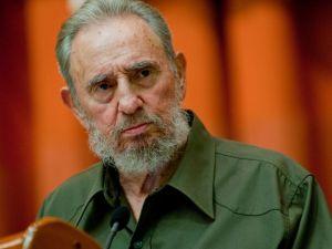 Fidel Castro...
