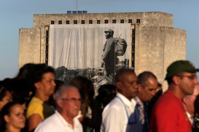 Fidel Castro'ya 'Elveda' 2