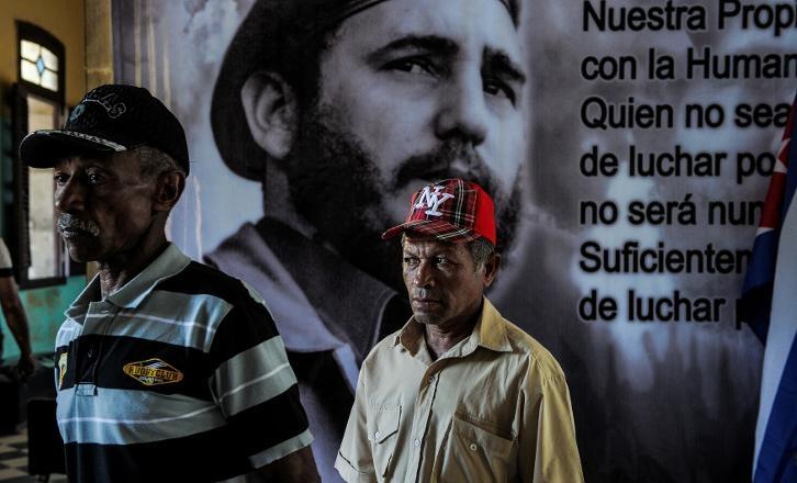 Fidel Castro'ya 'Elveda' 7