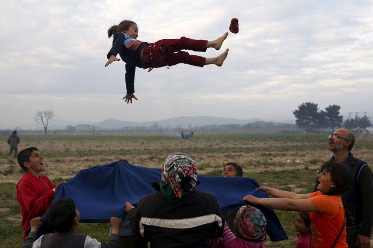 Reuters Objektifinden Yılın Fotoğrafları 12