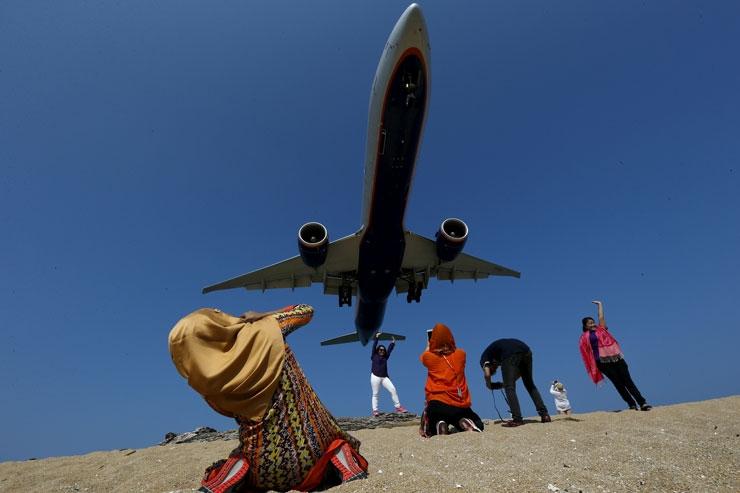 Reuters Objektifinden Yılın Fotoğrafları 13