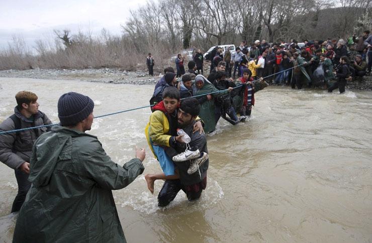 Reuters Objektifinden Yılın Fotoğrafları 17