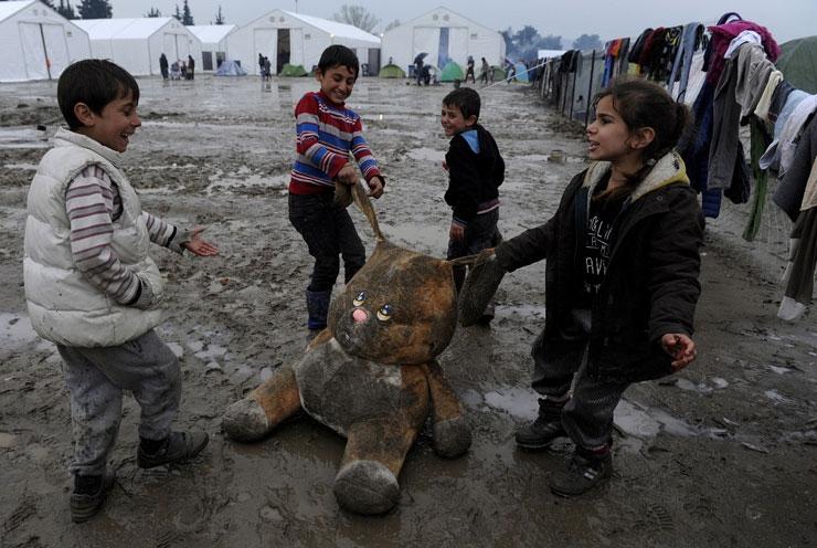 Reuters Objektifinden Yılın Fotoğrafları 21