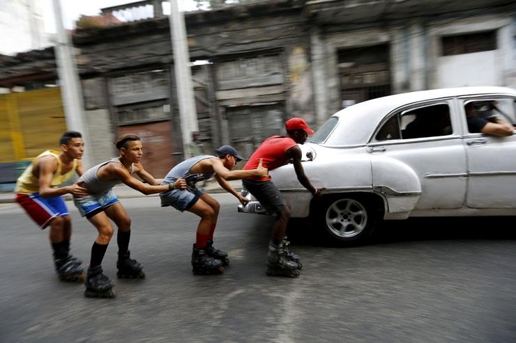 Reuters Objektifinden Yılın Fotoğrafları 23