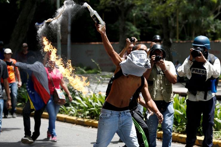 Reuters Objektifinden Yılın Fotoğrafları 27