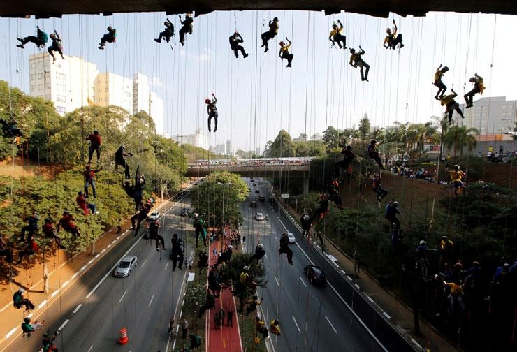 Reuters Objektifinden Yılın Fotoğrafları 39