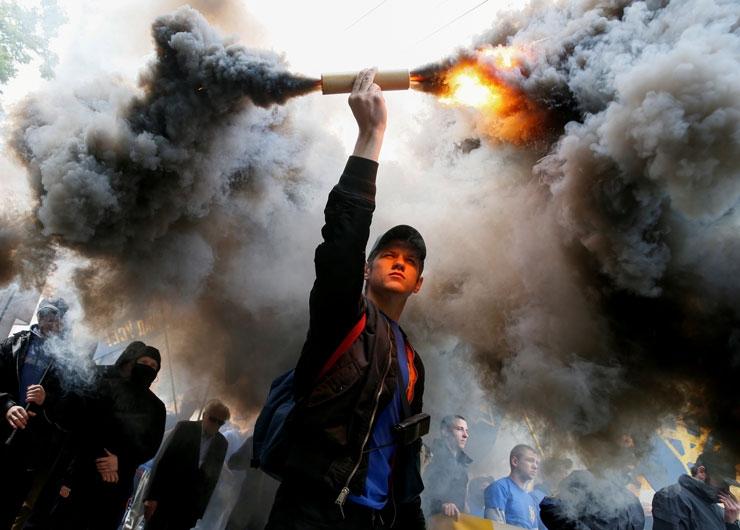 Reuters Objektifinden Yılın Fotoğrafları 4