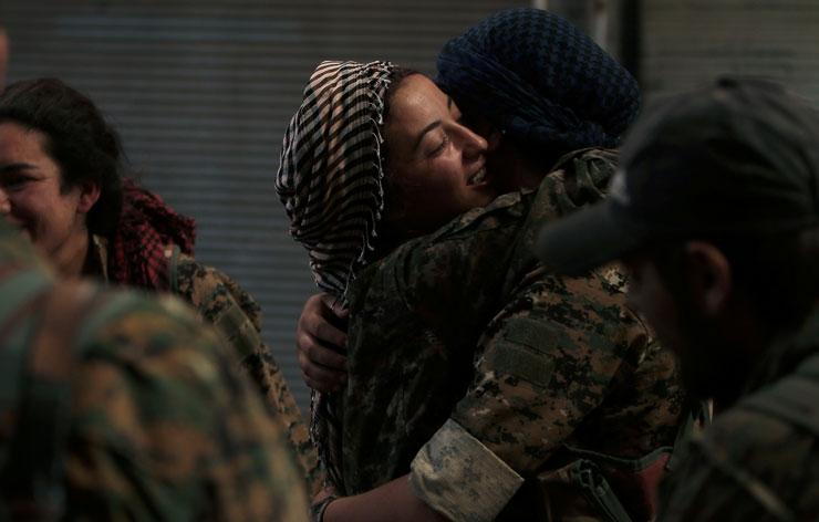 Reuters Objektifinden Yılın Fotoğrafları 46