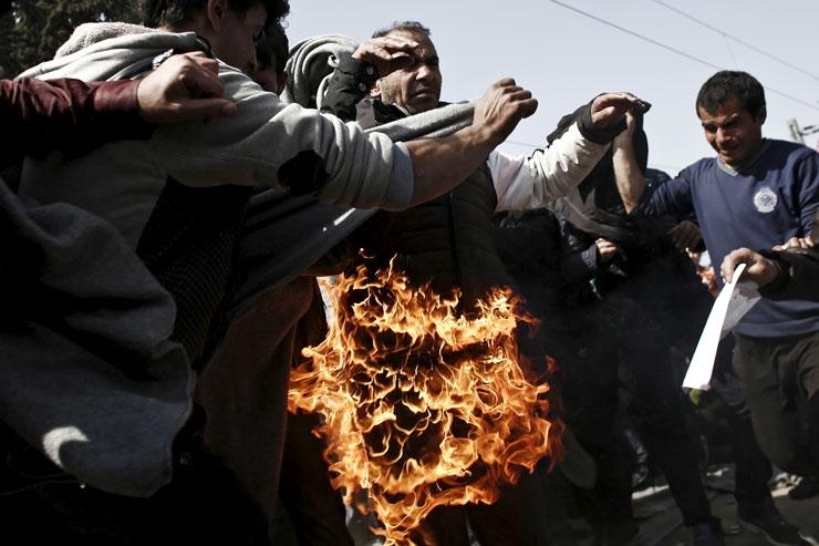 Reuters Objektifinden Yılın Fotoğrafları 5