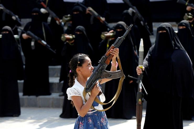 Reuters Objektifinden Yılın Fotoğrafları 52