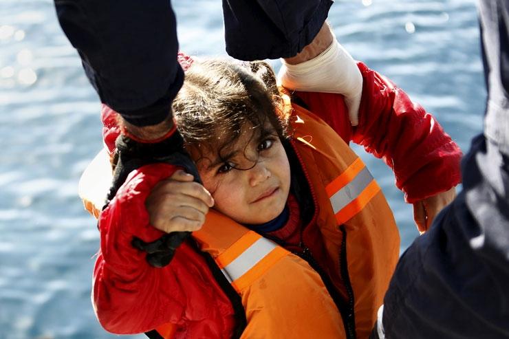 Reuters Objektifinden Yılın Fotoğrafları 62