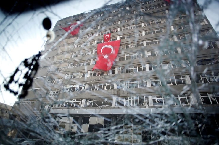 Reuters Objektifinden Yılın Fotoğrafları 65