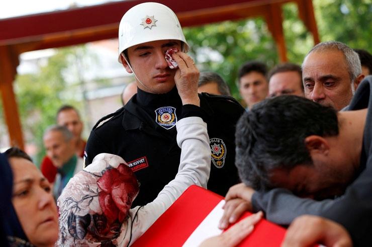 Reuters Objektifinden Yılın Fotoğrafları 66