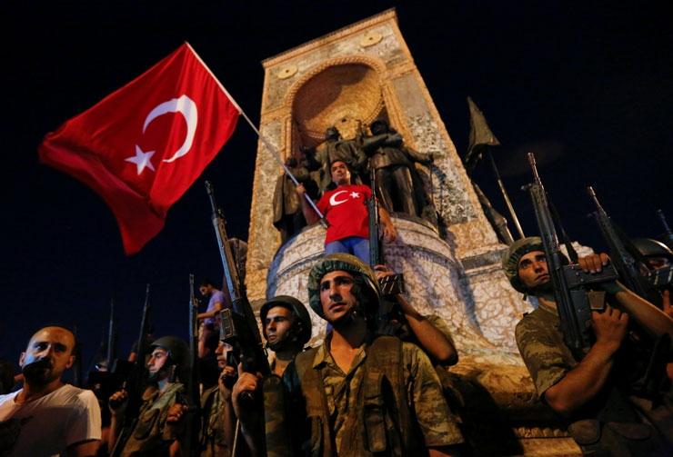 Reuters Objektifinden Yılın Fotoğrafları 67