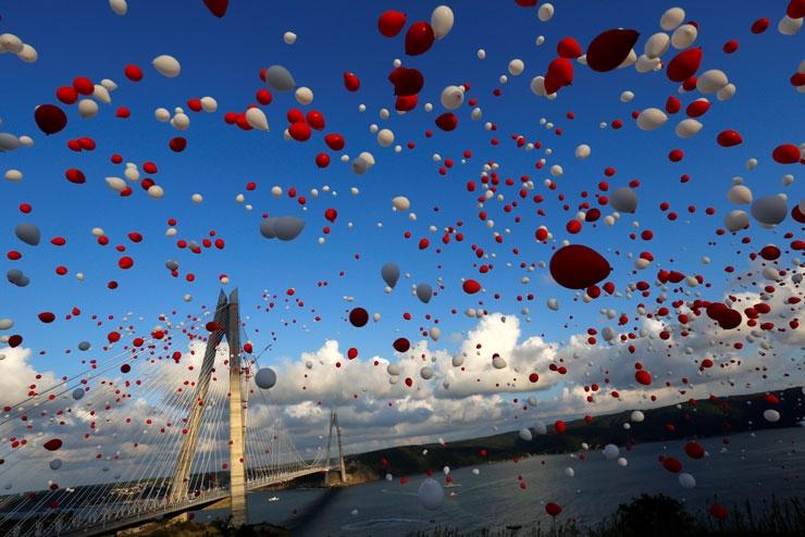 Reuters Objektifinden Yılın Fotoğrafları 69