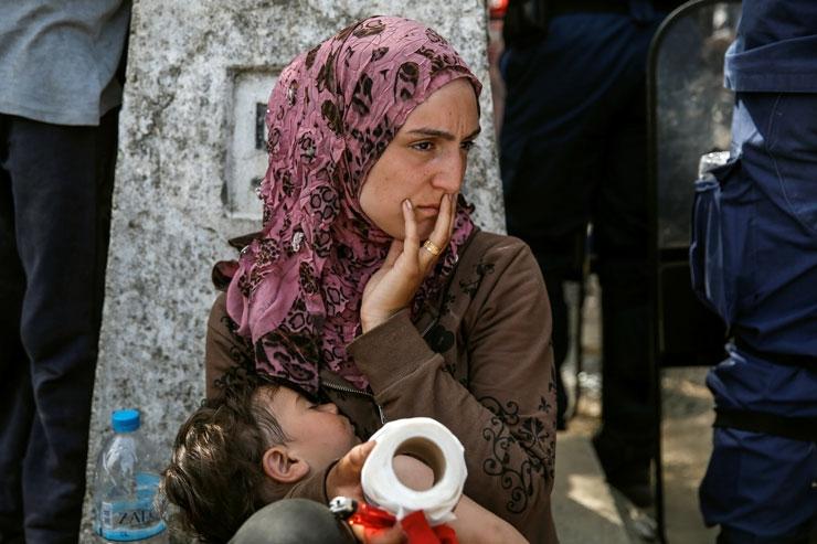 Reuters Objektifinden Yılın Fotoğrafları 7