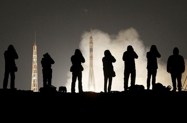 Reuters Objektifinden Yılın Fotoğrafları 9