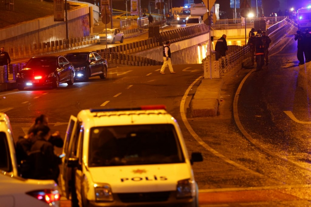 Vodafone Arena Saldırısı 10