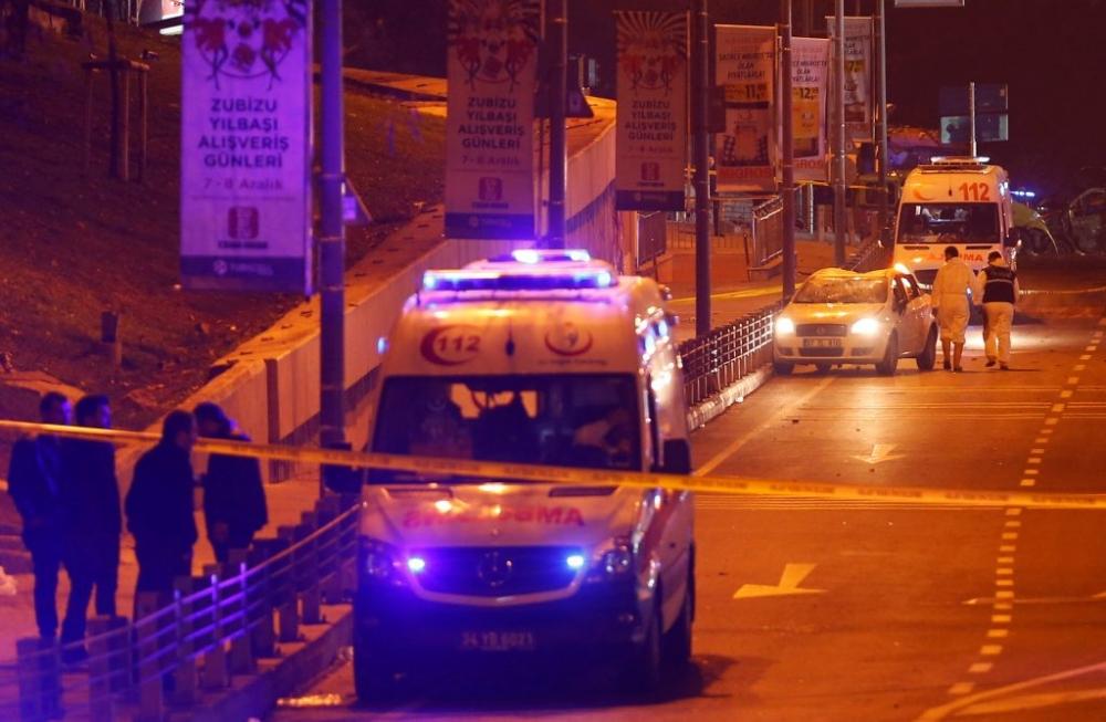 Vodafone Arena Saldırısı 11