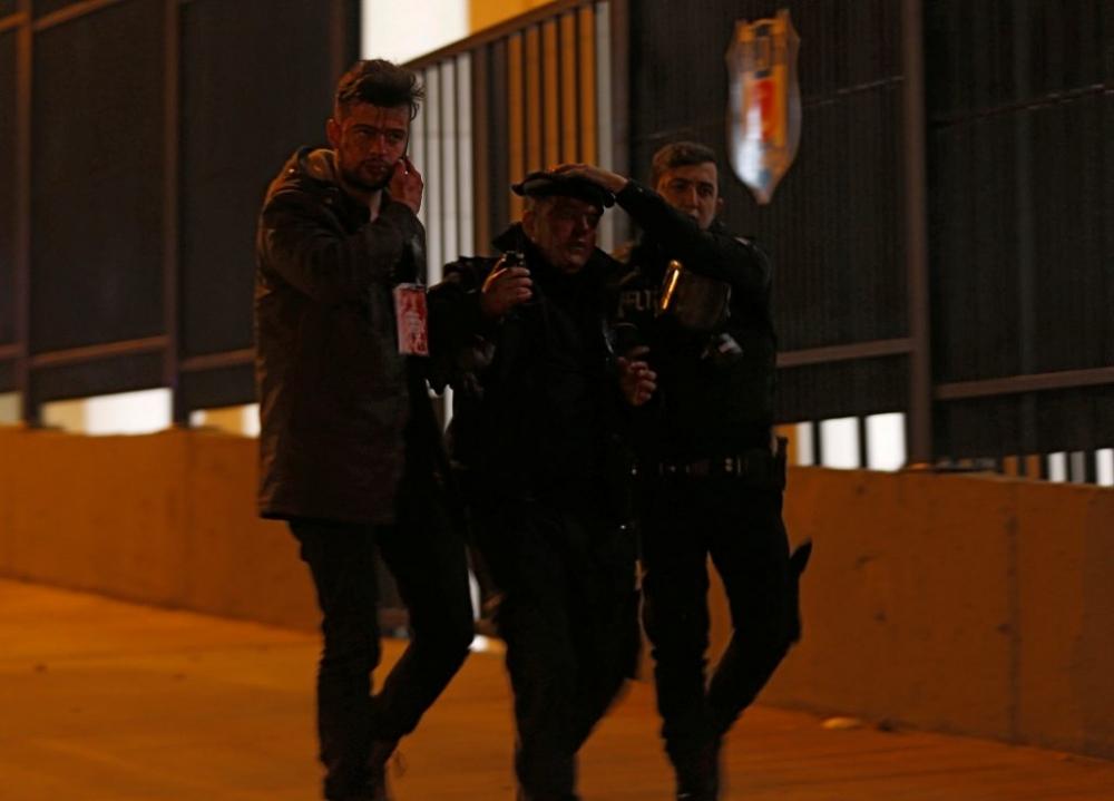 Vodafone Arena Saldırısı 14