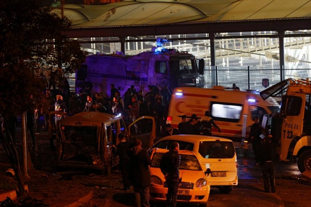 Vodafone Arena Saldırısı 18