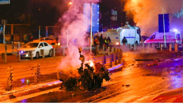 Vodafone Arena Saldırısı 2