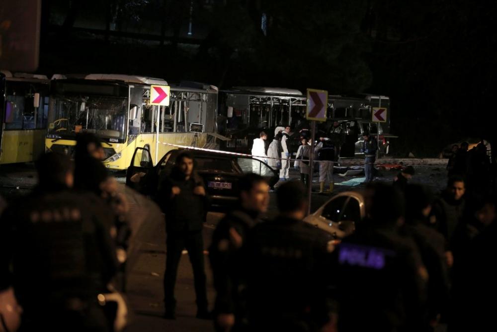 Vodafone Arena Saldırısı 20