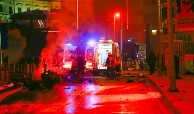 Vodafone Arena Saldırısı 4