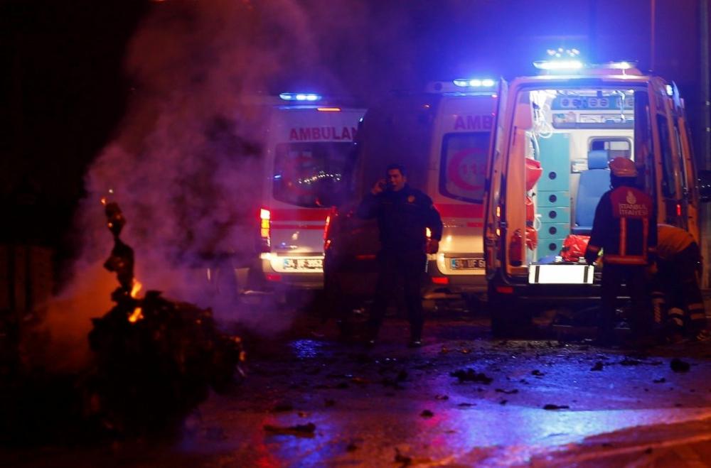 Vodafone Arena Saldırısı 5
