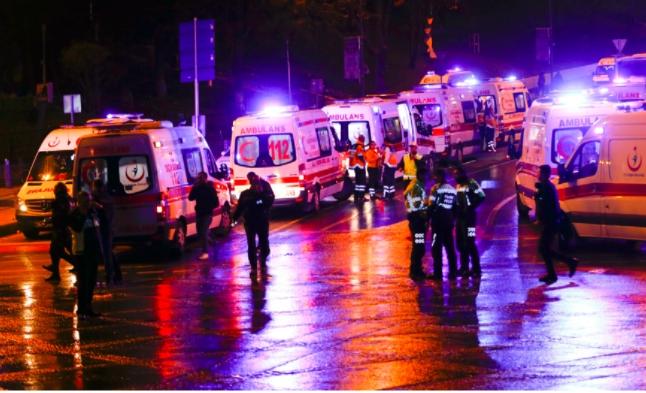 Vodafone Arena Saldırısı 6