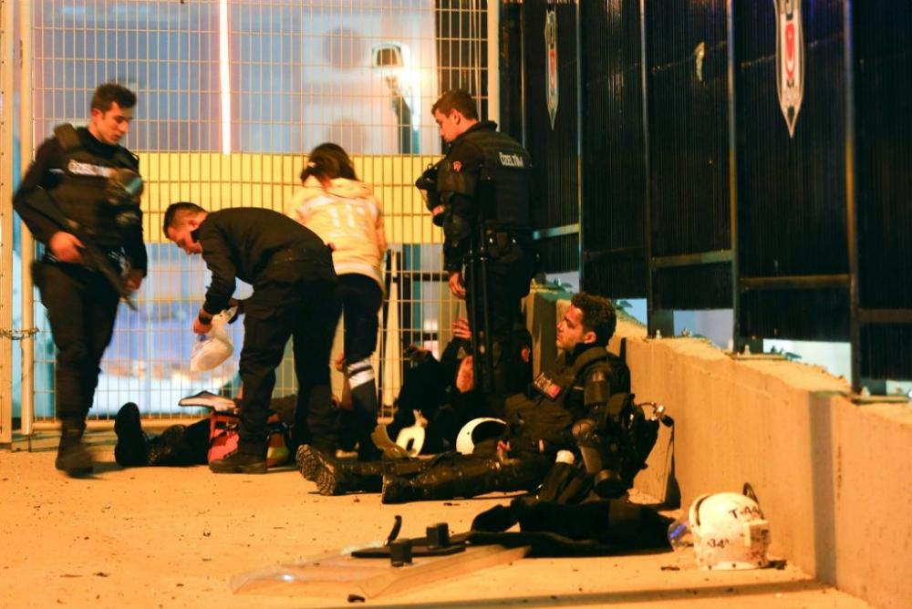 Vodafone Arena Saldırısı 8