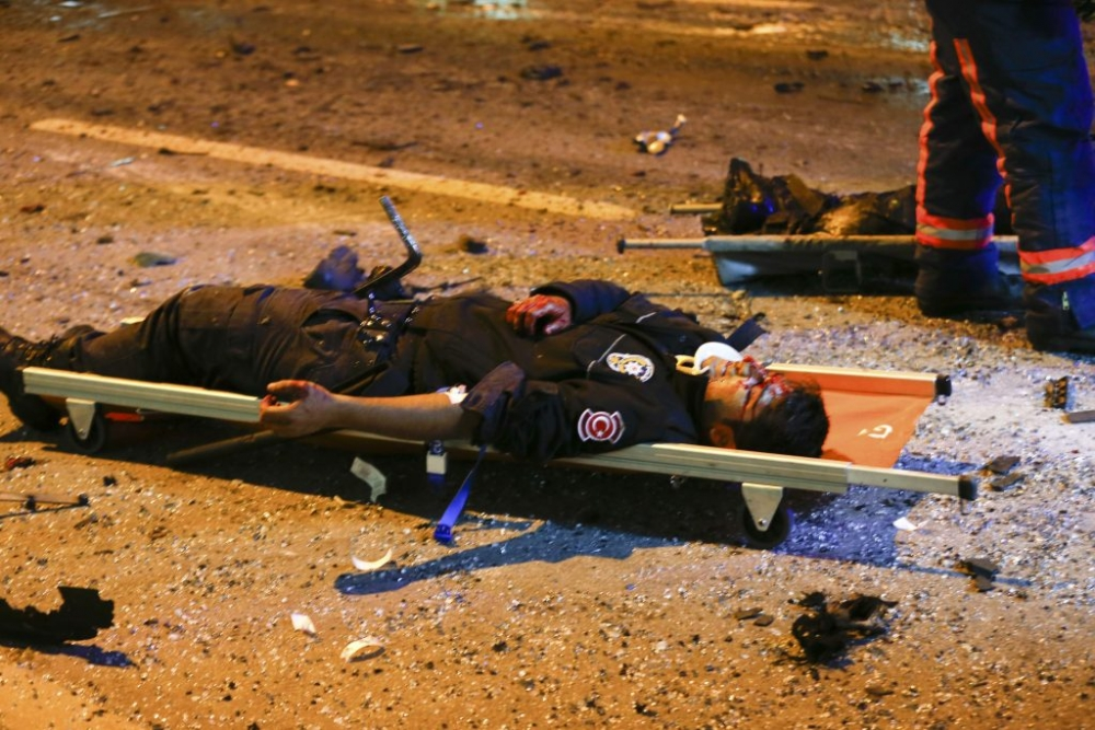 Vodafone Arena Saldırısı 9