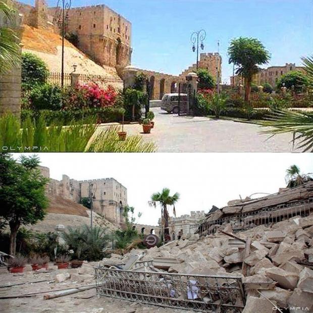 Bir zamanlar Halep... 10