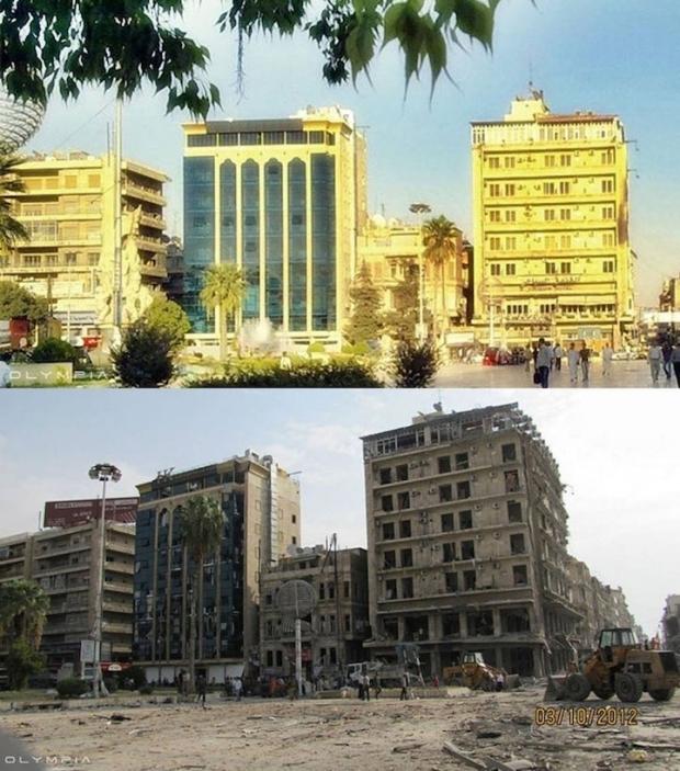 Bir zamanlar Halep... 11