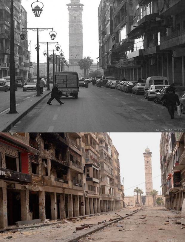 Bir zamanlar Halep... 12