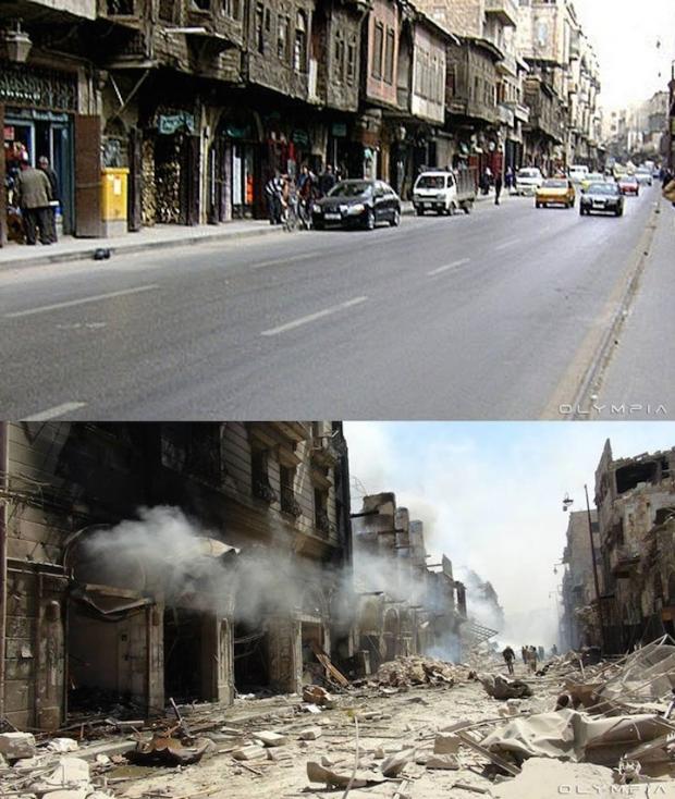 Bir zamanlar Halep... 14