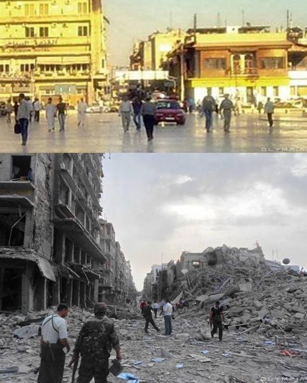 Bir zamanlar Halep... 16