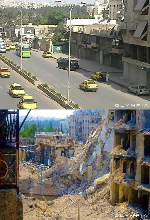 Bir zamanlar Halep... 17