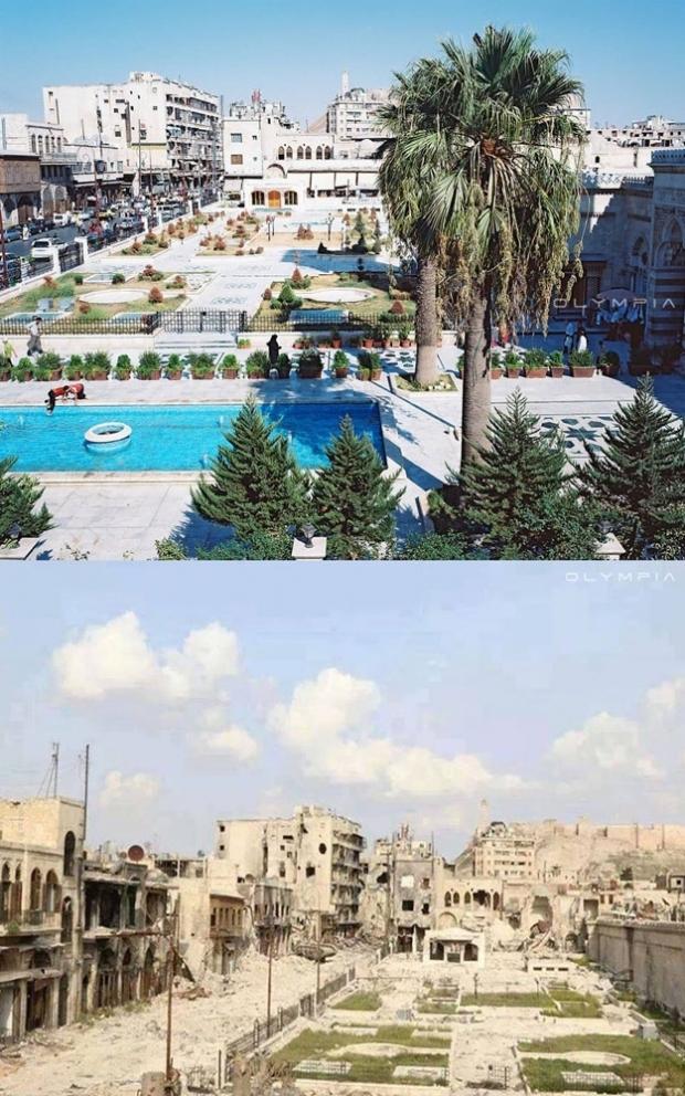Bir zamanlar Halep... 2