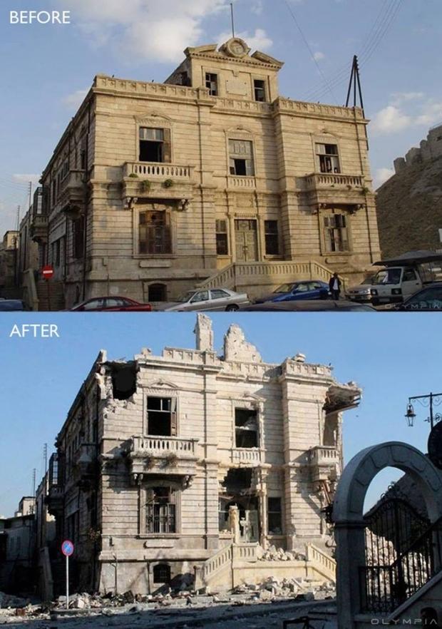 Bir zamanlar Halep... 4