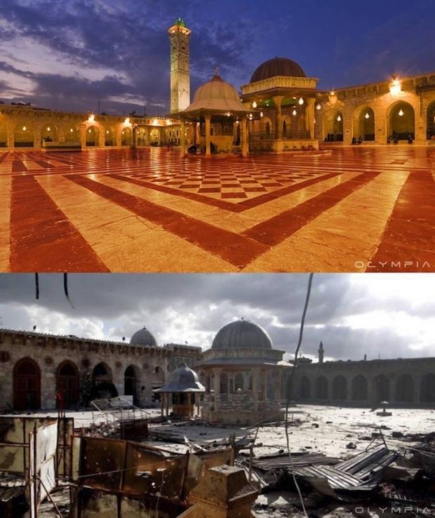 Bir zamanlar Halep... 5