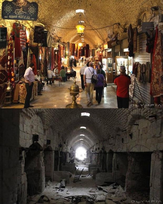 Bir zamanlar Halep... 7