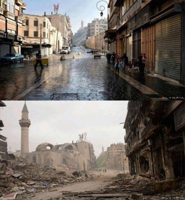 Bir zamanlar Halep... 9