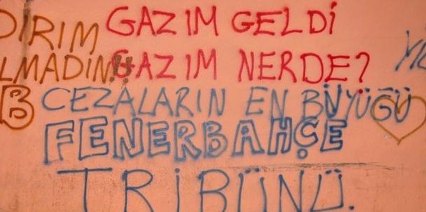 Gezi Parkı Direnişi Duvarlara da Yansıdı 14