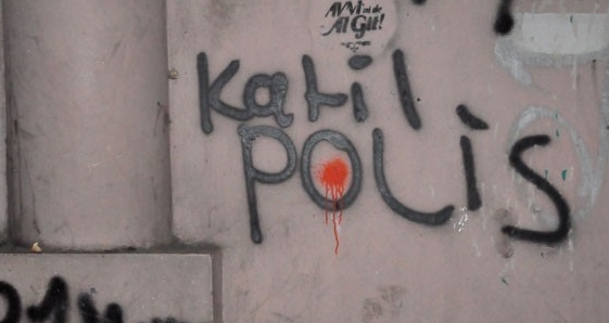 Gezi Parkı Direnişi Duvarlara da Yansıdı 18