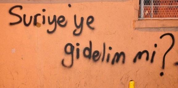 Gezi Parkı Direnişi Duvarlara da Yansıdı 2